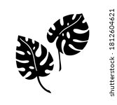 hand drawn branches set of... | Shutterstock .eps vector #1812604621