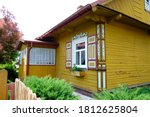 Beautiful Wooden House With ...