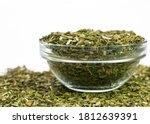 Seasoning  Dried Savory. On A...