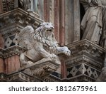 Saint Marc\'s Lion With Wings...