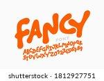 playful kids style font design  ... | Shutterstock .eps vector #1812927751