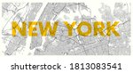 City Map New York  Detailed...