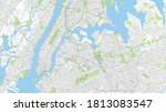 ity map new york  color... | Shutterstock .eps vector #1813083547