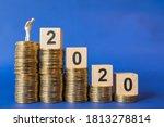 2020 New Year  Business  Money...