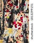 abstract art work as background   Shutterstock . vector #1813299151