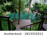 Emerald Pool With Deck Lampang...
