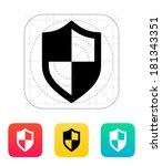 shield icon.