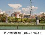 Joan Miro Park In The Sants...