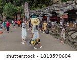 Wulingyuan  China   August 9 ...