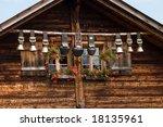 Decorative Cow Bells Under The...