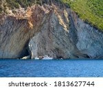 Two Boats In Atokos Island Of...