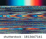 abstract geometric background... | Shutterstock .eps vector #1813667161
