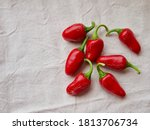 Red Jalapeno Chilli Peppers...