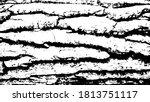 texture of old wood bark | Shutterstock .eps vector #1813751117