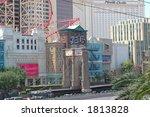 las vegas new york new york... | Shutterstock . vector #1813828