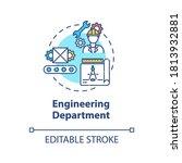 Engineering Department Concept...
