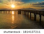 Gorgeous Sunset Views From The...