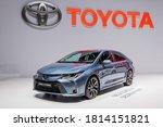 Toyota Corolla Hybrid Car...