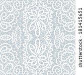 seamless pattern  hand drawn... | Shutterstock .eps vector #181415651