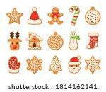 Gingerbread. Christmas...