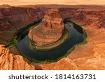 Horseshoe Bend Panorama ...