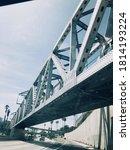 Railroad Bridge San Buena...