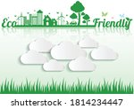 ecology connection  concept... | Shutterstock .eps vector #1814234447