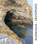 Sea Cave At Sacred Cove  Rancho ...