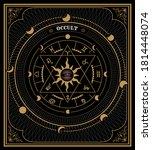 Divine Magic Occult Vintage...