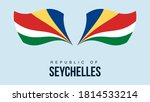 seychelles flag state symbol...