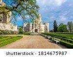 Hluboka Nad Vltavou Castle And...