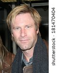 Small photo of Aaron Eckhart in attendance for Opening Night of Eugene O'Neill's A MOON FOR THE MISBEGOTTEN, The Brooks Atkinson Theatre, New York, NY, April 09, 2007