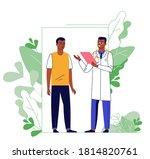 medicine concept with black... | Shutterstock .eps vector #1814820761