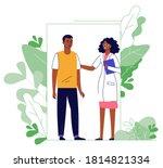 medicine concept with black...   Shutterstock .eps vector #1814821334