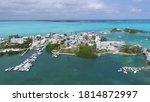 Downtown George Town Exuma Bahamas