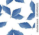 seamless tropical summer... | Shutterstock .eps vector #1814904101