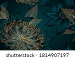 abstract elegant seamless... | Shutterstock .eps vector #1814907197