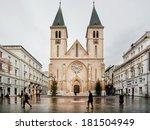 Sarajevo  Bosnia And...