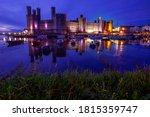 Caernarfon  Wales   September...