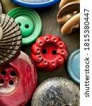 Multi Colored Antique Or...