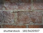 Orange Wall Bricks Texture...