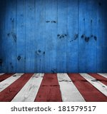 usa style background   empty... | Shutterstock . vector #181579517