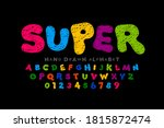 hand drawn doodle style kids...   Shutterstock .eps vector #1815872474