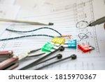 Paper Wiring Diagram Worker...