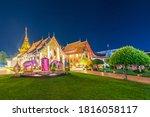Thailand August 4  2020  Wat...