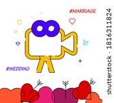 wedding videographer filled...