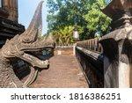 Laos Travel Landmark  Naga...