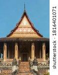 Laos Travel Landmark  Hor  Phra ...