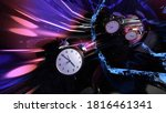 Time Travel Wormhole With...