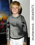 Small photo of Spencer List at UNDERDOG Premiere, Regal E-Walk Stadium 13 Cinema, Los Angeles, CA, July 30, 2007